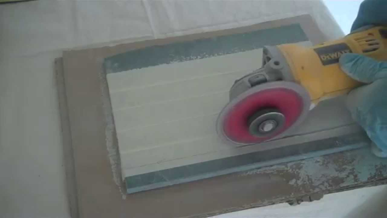 How To Cut Marble Tile Without A Wet Saw