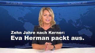 Zehn Jahre nach Kerner: Eva Herman packt aus.