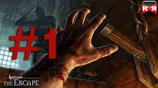 Hellraid: The Escape - iOS - iPhone/iPad/iPod Touch Walkthrough Gameplay Part 1