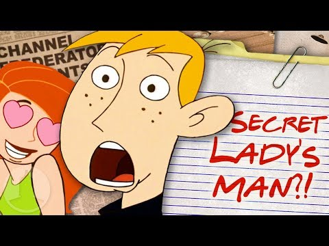 Was Ron Really A Ladies Man?! - Kim Possible Conspiracy - Cartoon Conspiracy | Channel Frederator