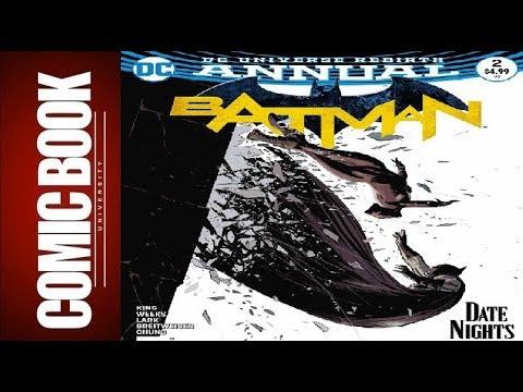 Batman Annual #2 | COMIC BOOK UNIVERSITY
