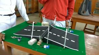 Electrical energy from speed breakers