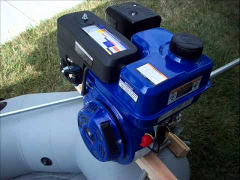 Fishing Boat Outboard Motor Kit 5 5 Hp For Under 100