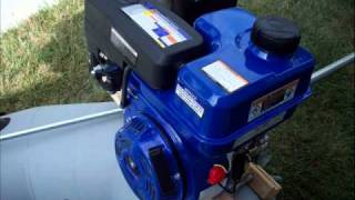 FISHING BOAT OUTBOARD MOTOR KIT 5.5 HP FOR UNDER $100