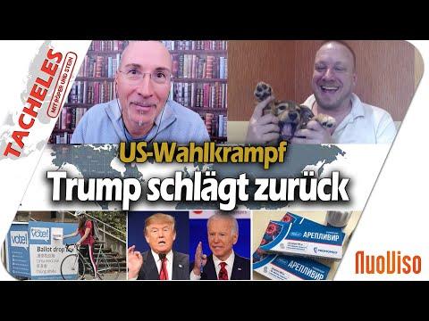 US-Wahlkrampf: Trump schlägt zurück - Tacheles #42