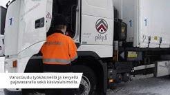 Ajoonlähtötarkastus Volvo FM