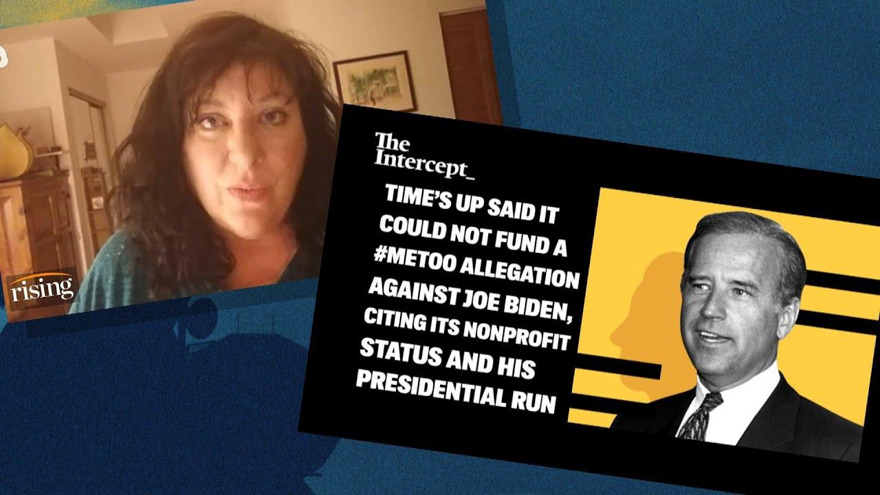 Joe Biden, Tara Reade, Sexual Assault, and the Mainstream Media