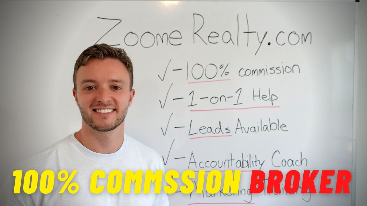 100% Commission Real Estate Brokerage In Northern Virginia - Zoome Realty