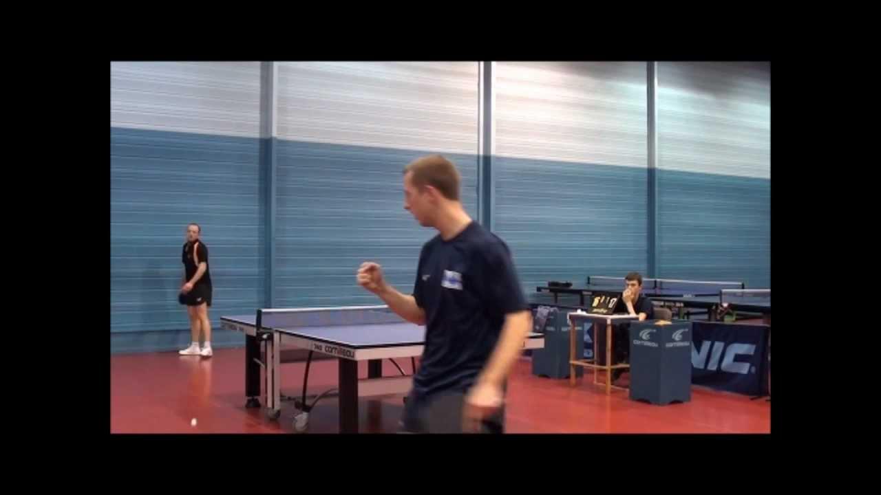 25 heures de tennis de table - N3 Tennis De Table Charenton Tt 1 Echirolles Eybens 1 Wmv