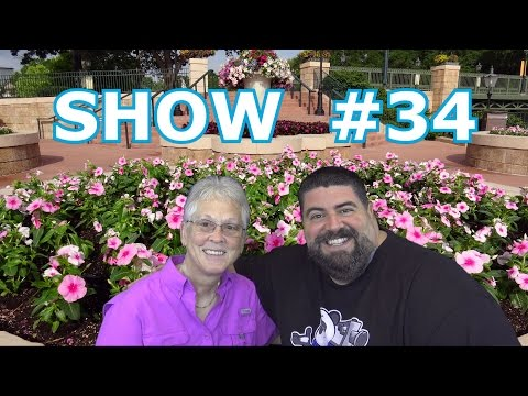 BIG FAT PANDA SHOW #34 with Guest Deb Wills AllEars.Net - Apr 30, 2016