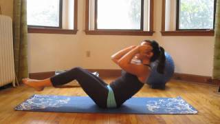 POP Pilates: Intense Ab Workout! (Full 10 min)