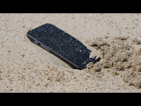 Exklusiv: Das Samsung Galaxy S6 Active im Wasser-Test