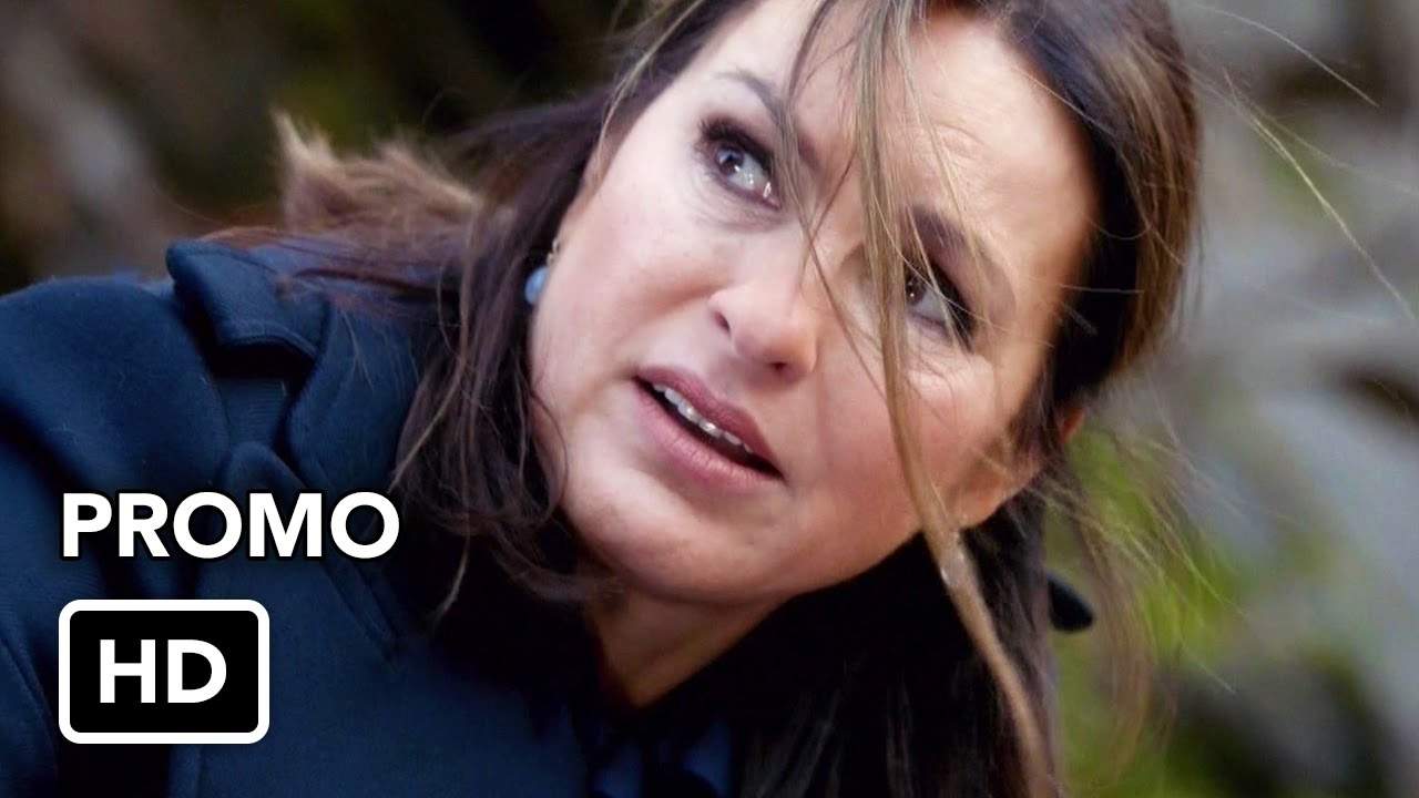 """Law and Order SVU 17x19 Promo """"Sheltered Outcasts"""" (HD ..."""