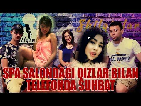 MASAJIST QIZLAR BILAN TELEFONDA SUHBAT | SHILQIMLAR 9 SON