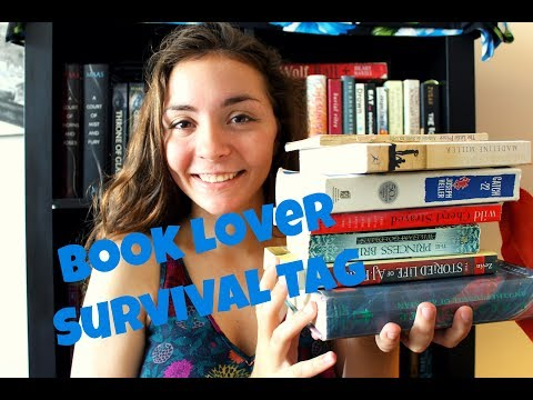 My 'Desert Island' Books | The Book Lover Survival Tag