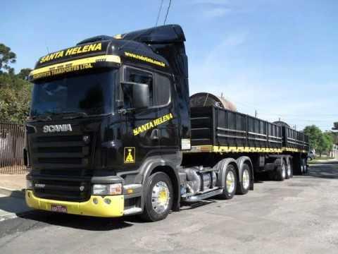 Scania R500 GRUPO SANTA HELENA - RODOTISTA -- BY: GOAT