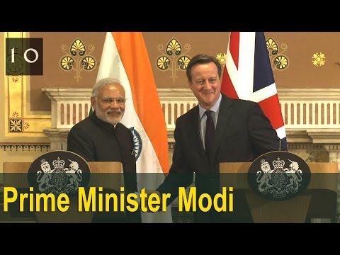 Prime Minister Modi Press Conference