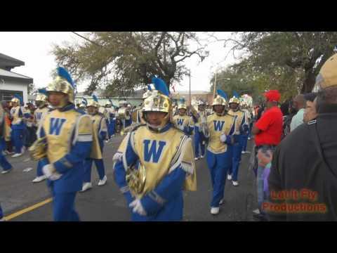 Zulu Parade Mardi Gras 2012 - 2 21 2012