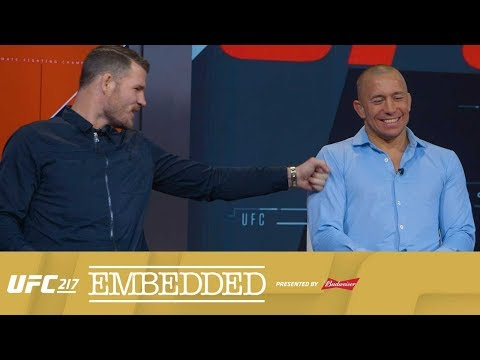 UFC 217 Embedded: Vlog Series - Episode 4