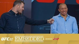 ufc 217 embedded vlog series episode 4