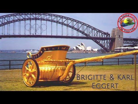 Fine art show with Brigitte and Karl Eggert | Colour In Your Life featuring their art gilding