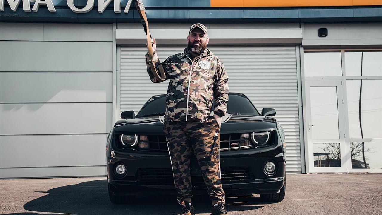 Chevrolet Camaro SS - СТОЙ! СТРЕЛЯТЬ БУДУ!