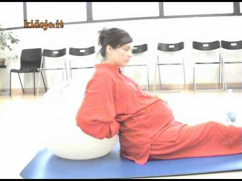 Stillpointer 2010: Taoist Yoga and Taoist Fitness for very Pregnant Women with Margot