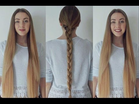 i capelli lunghi