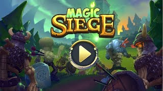Magic Siege - Defender