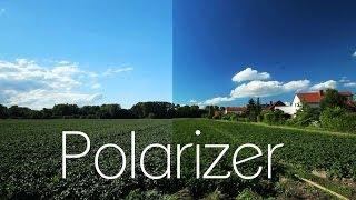 Using a Polarizing Filter DSLR Tutorial | Blue Sky - No Reflection