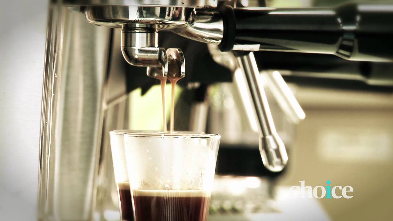 How to buy the best coffee machine - CHOICE