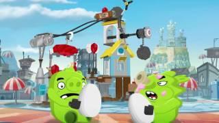 Pig Panic - LEGO The Angry Birds Movie - Mini Movie