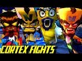 Evolution of Dr. Neo Cortex Battles in Crash Bandicoot Games (1996-2017)