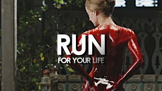 Multifemale ● Run For Your Life (w/ Jula Misiak)