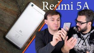 Xiaomi REDMI 5A Король бюджетников?