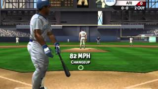 MVP Baseball 2004 Sammy Sosa vs Randy Johnson