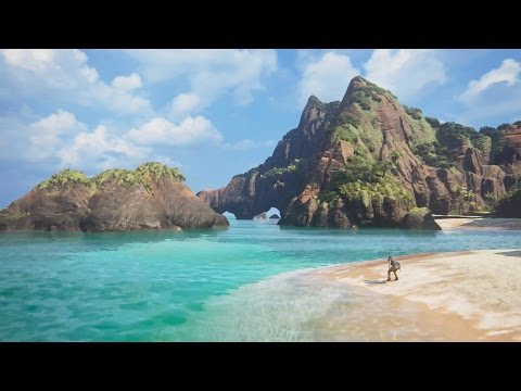 Uncharted 4: A Thief's End Story Trailer (April 26, 2016) (PS4 Exclusive)