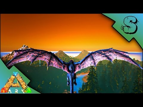 WYVERN ON THE ISLAND! WYVERN VS ALPHA CARNO! | Ark: Survival Evolved [S2E64]