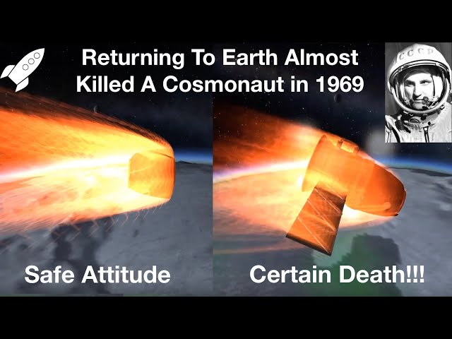 Soyuz 4 & 5 - Docking, Spacewalks and Nearly Burning Up In The Atmosphere