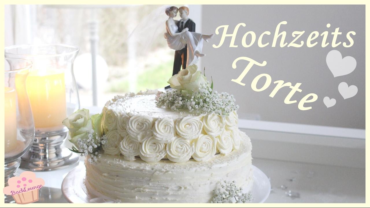 Diy Hochzeitstorte Fur Isabeau Selber Machen Backlounge Rezept