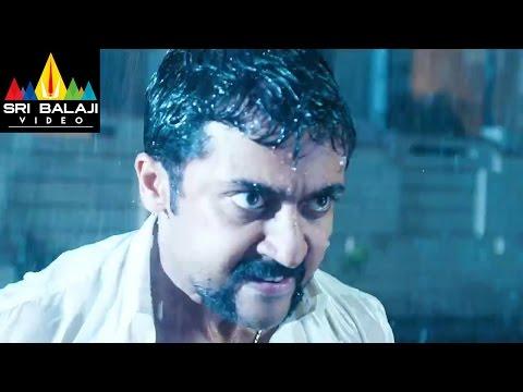 Singam (Yamudu 2) Suriya Action Scene | Suriya, Anushka, Hansika | Sri Balaji Video