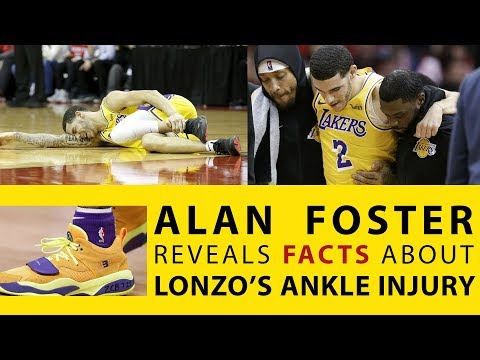 Alan Foster debuts YouTube channel, blames LaVar for Lonzo's injuries