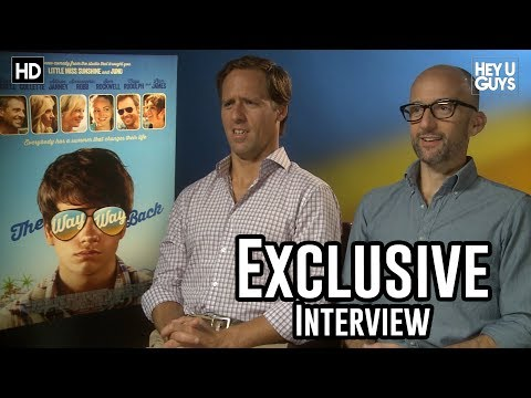 Jim Rash & Nat Faxon Interview - The Way Way Back