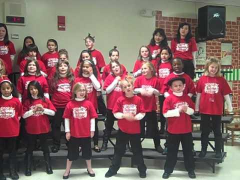 Enota Show Choir At Multiple Intelligences Fair.AVI