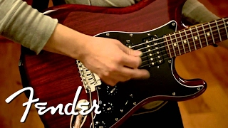 Fender Modern Player Stratocaster HSH Demo | Fender
