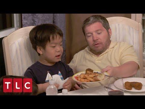 Family Dinner | The Little Couple