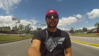 Sam Feldt & The Him featuring The Donnies The Amys - Drive You Home - Bogota en bici