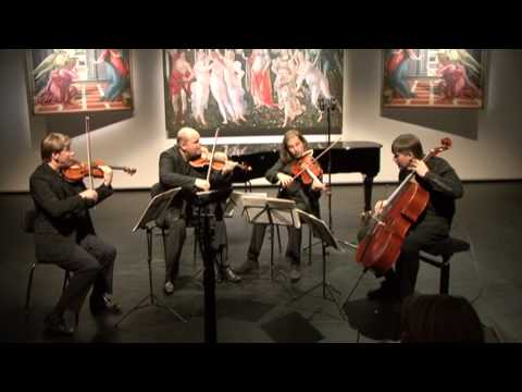 Szymanowski Quartet : Antonin Dvorak String quartet Nr. 13 G-major
