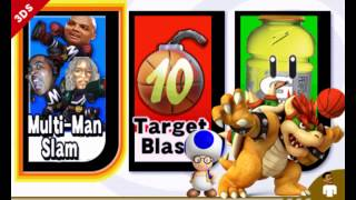 Super Slam Bros 4 - Multi Man Slam (Quad City DJs vs SSB4)
