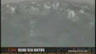 Dead Sea salt therapy for psoriasis - on CNN